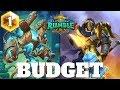 Hearthstone BUDGET PALADIN for easy Legend! Hearthstone Rastakhan's Rumble Budget Decks #4 (2018)