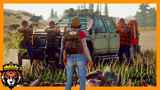 Welcome Back to the Zombie Apocalypse! (State of Decay 2 Heartland DLC Gameplay) #1