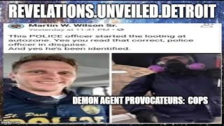 DEMON Agent PROVOCateurs...The COPS...