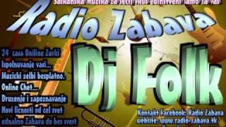 Makedonski Folk Hitovi 2011 na Radio Zabava