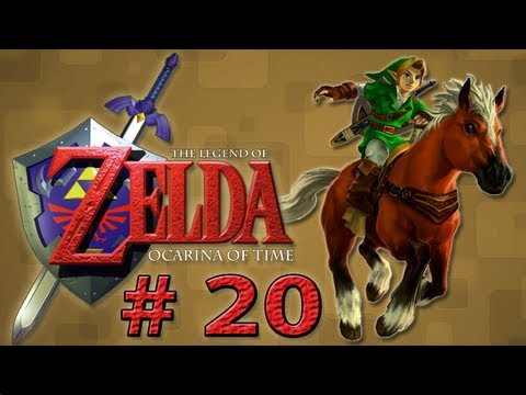 Guia Zelda - Ocarina of Time - # 20
