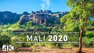 【4K】Drone Footage | Visiting West Africa - MALI 2019 ..:: Cinematic Aerial Film