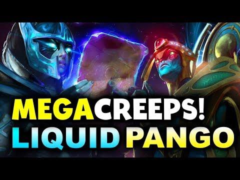 LIQUID vs PANGO - AMAZING MEGA GAME! - CHONGQING MAJOR DOTA 2