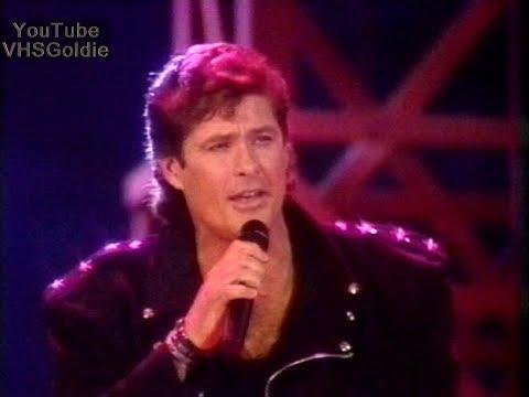 David Hasselhoff - Song of the night - 1990