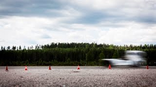volvo trucks trailer aiming for the world speed record