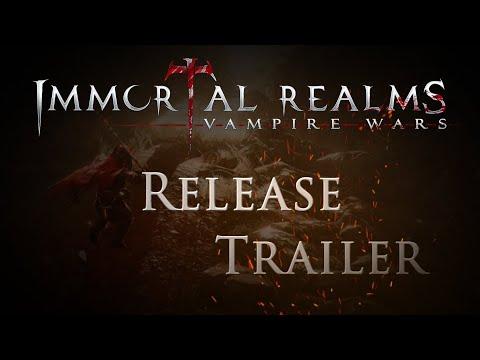 Immortal Realms: Vampire Wars - Release Trailer (DE)