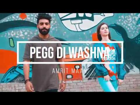 Peg Di Waashna - Amrit Maan| MR.MNV MUSICALLY INDIA | BHANGRA BY CHRISTINE