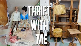 Thrift With Me Home Decor And Furniture Hunting