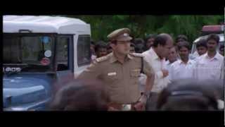 Anjaneya - Ajith saves Thalaivasal Vijay