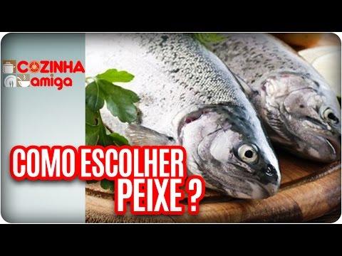 Como Escolher Um Bom PEIXE Para Cozinhar? | Dicas Da Banca - Cozinha Amiga (08/03/17)