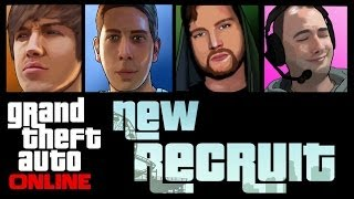 GTA 5 Online - New Recruit!