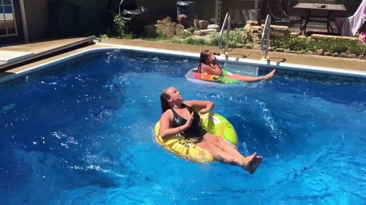 Lydick pool fun youtube for Quick pool obi
