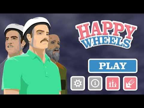 Happy Wheels IOS 'Secret Level!'