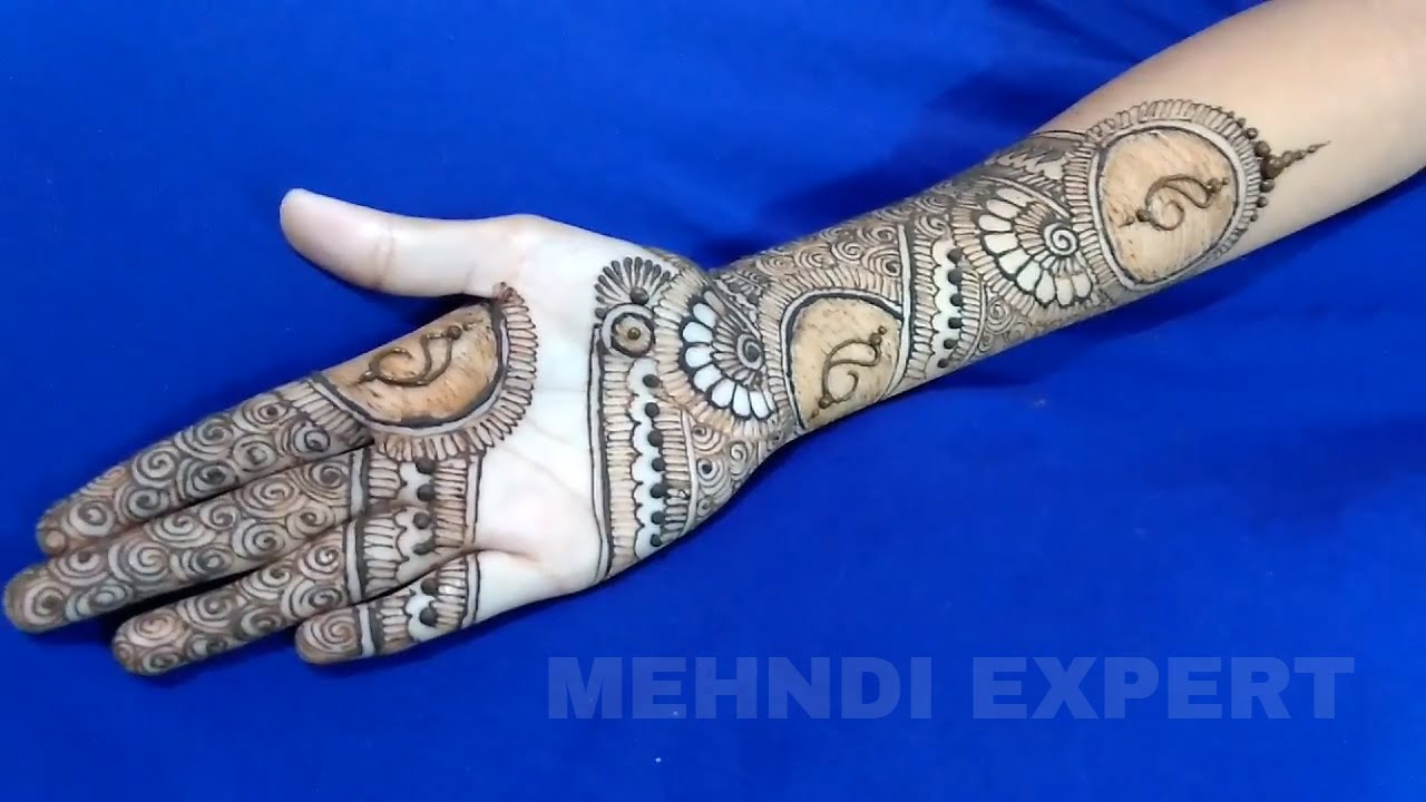 Mehndi designs 2016 37 mehndi designs 2016 36 mehndi designs - Modern Style Full Hand Mehndi Design For All Occasions Step By Step Tutorial Youtube