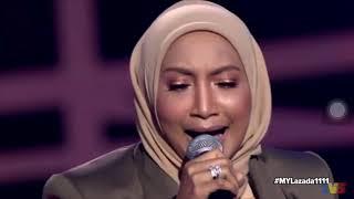 Ziana zain - Anggapanmu (live) LAZADA 11.11 SUPER SHOW | #MYlazada1111