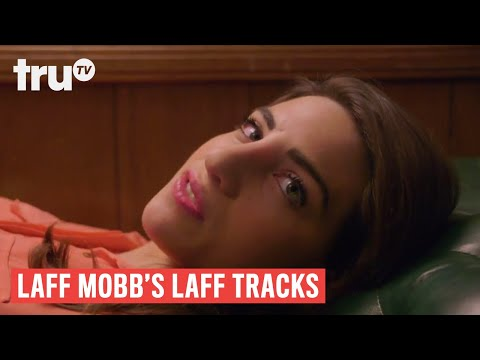 Laff Mobb's Laff Tracks - My Mom Wants To Be Black (ft. Rachel Feinstein) | TruTV