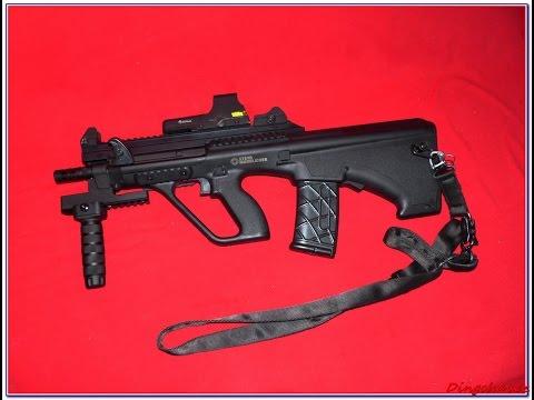 Déclencheur Bouton pour s/'adapter STEYR Rifles