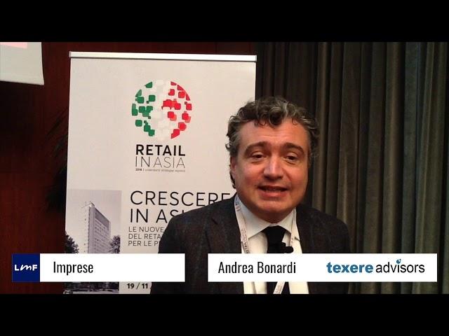 Retail in Asia - Andrea Bonardi (Texere)