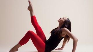 Фитнес для стройных ног!!!(проработка всех мышц ног Балет)!