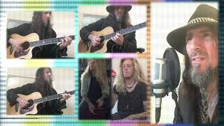 Bumblefoot - Only Time Will Tell [Asia acoustic cover]