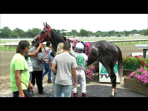 video thumbnail for MONMOUTH PARK 8-2-19 RACE 3