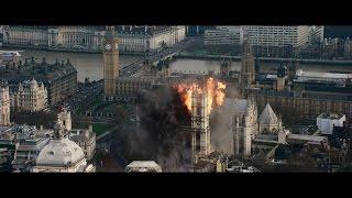 런던 함락되다  LONDON HAS FALLEN  공식 예고편 (한국어 CC)