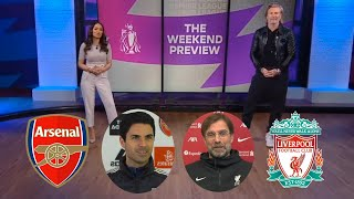 Arsenal vs Liverpool Match Preview | Mikel Arteta And Jurgen Klopp Battle🔥 European Ambitions!