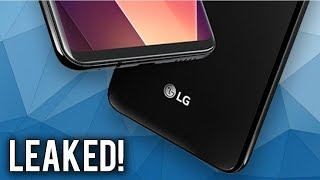 LG G7 To Launch in April 2018 - Latest Leaks & Rumors!