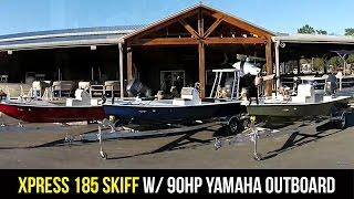Xpress 185 Skiff - Gulf To Lake Marine & Trailers