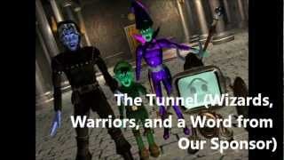 ReBoot OST 108 - The Tunnel (Wizards, Warriors, and a Word from Our Sponsor)