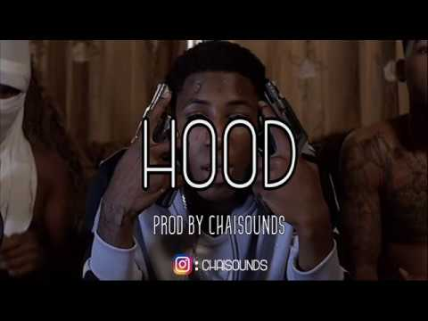 NBA YoungBoy X Quando Rondo Type Beat - Hood   Prod By Chai$ounds