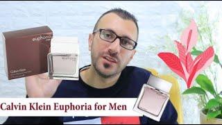 CK Euphoria for men - ايفوريا للرجال