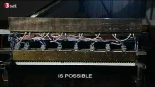 Watch a Piano Talk by Playing it!