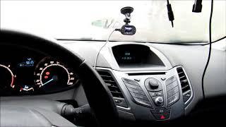 обнуляем сервисный пробег Форд Фиеста . Ford Fiesta Zero service mileage