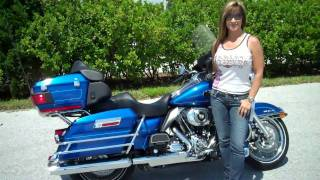 2009 flhtcu ultra classic electra glide harley davidson for sale used pre owned orlando tampa