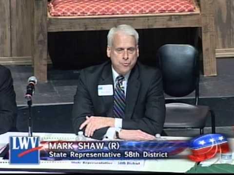 LWV Debate at Lake Forest High School 10-14-12