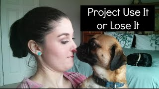 Project Use It or Lose It: Introduction & Goals