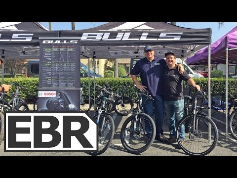 Quick Chat with BULLS - E-Bike Open House