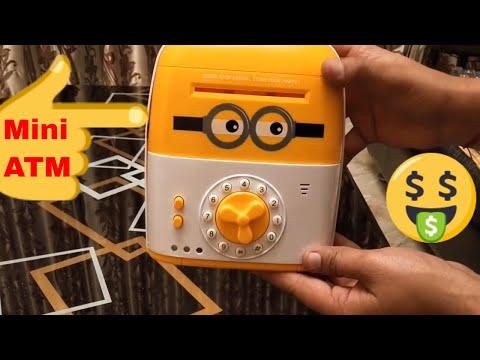 Minions toys atm | best piggy bank under 700 rupees