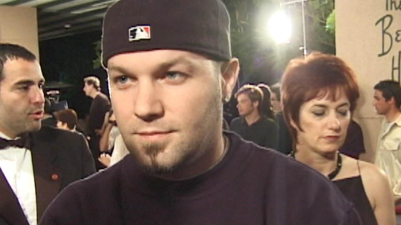 TBT Fred Durst   Miramax Oscar Party 2000 - YouTube 7522343be28