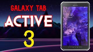 Samsung Galaxy TAB ACTIVE 3 | ESPAÑOL