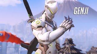 Overwatch Challenges #1: Only Genji - Ob das funktioniert?