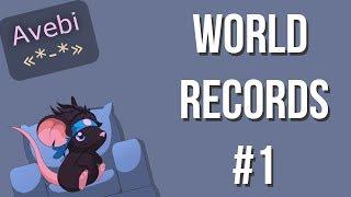 World Records #1 - Avebi - Transformice