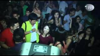 Dj Junglist at LIV Super Club last November 15,2014