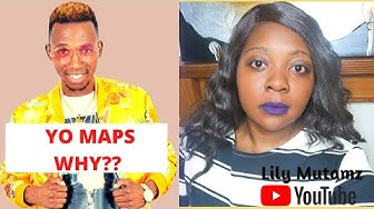 ZAMBIAN STAR YO MAPS DISAPPOINTS FANS // HERE IS MY SAY