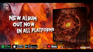 MARTIN TEMPLUM DOMINI - New Album Out In All Platforms - TRAILER
