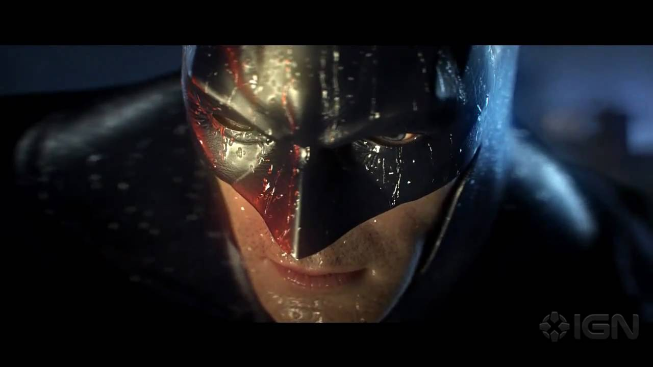 batman arkham city trailer - photo #13