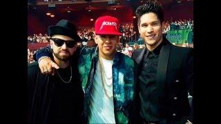 Andas en mi cabeza - Chino y Nacho Ft Daddy Yankee (Canción completa) (Preview)