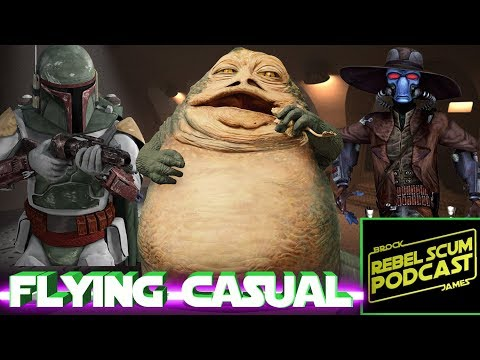 Why A Jabba the Hutt Film Makes THE MOST Sense - Flying Casual