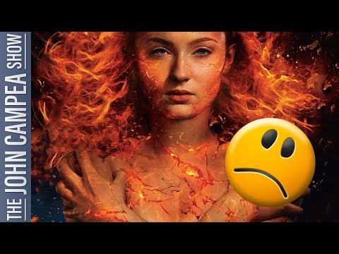 X-Men Dark Phoenix The Lowest Opening In Franchise History - The John Campea Show
